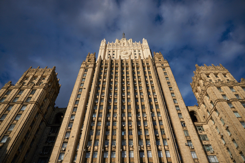 Moskiewska architektura.